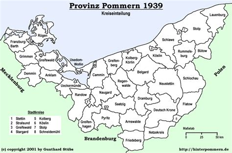 Stettin Germany Birth Records Province Of Pomerania In The Former State Of Prussia