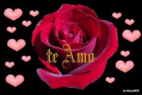 imagen de amor de una rosa con corazones rosados imagenes corazones con rosas