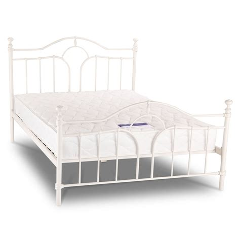 Bed Frame In White Next Day Select Day Delivery White Beds And Bed Frames Next Day Select Day Delivery
