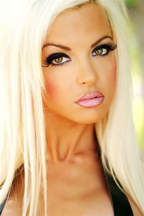 most beautiful blonde otc dye beautiful eyes beautiful pinterest hair color lip