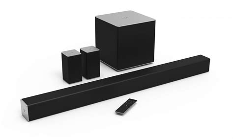 visio sound bar vizio sound bars for 2015 priced from 80 ecoustics
