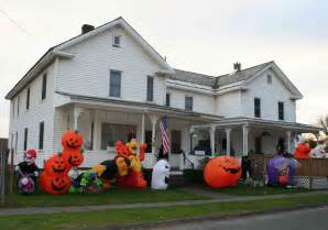 Halloween Decorated Homes by Fresh Pics Cool Halloween Houses