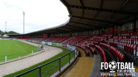 European Style Home Plans Brandywell Stadium Derry City F C Football Tripper