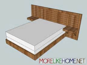 Bed Designs Plans Wood Bed Frame Plans Queen Bed And Bath