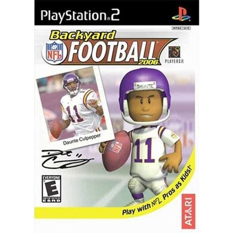 backyard football ps3 backyard football 2006 ps2 games walmart com