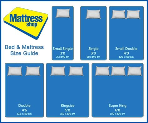 mattress sizes guide sleepezee imperial 2000 classic pocket sprung divan bed