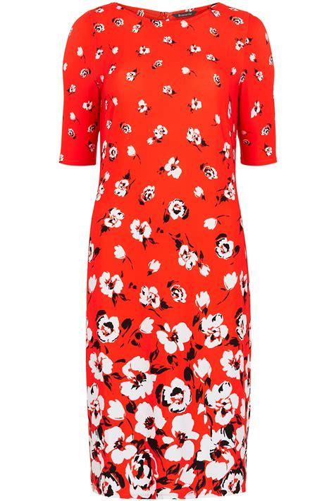 Floral Print Tunic floral print tunic dress