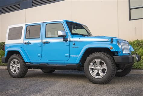 jeep blue white list 2017 jeep wrangler unlimited chief driving notes