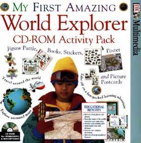 my world learners dictionary 8415478038 my first amazing world explorer pc cd kids learning ebay