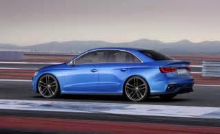Audi A3 Quatrro Audi Hints At New Rs 3 With A3 Clubsport Quattro Concept