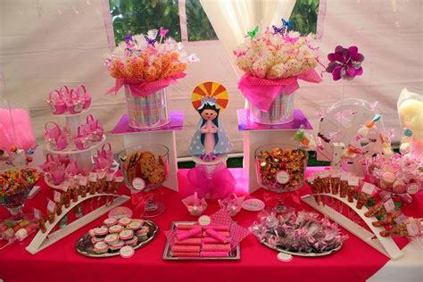 mesas de dulces como decorarlas 50 ideas para decoraci 243 n de primera comuni 243 n ni 241 o y ni 241 a mesas de dulces10