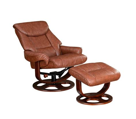 reclining leather chair ottoman reclining chair with ottoman brodi reclining chair with