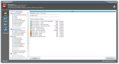 ccleaner history ccleaner