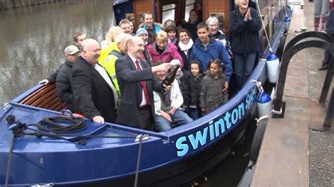 boat launch yorkshire swinton lock centre south yorkshire narrow boat launch