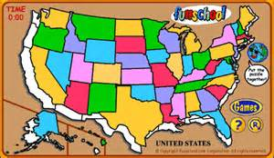 us geography puzzle map united states puzzle free us geography