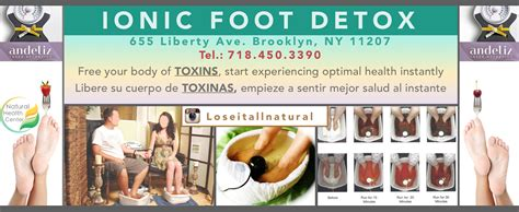 Will Negative Ion Foot Detox Help Gout by Laser Esthetics Health Center Laser Esthetics