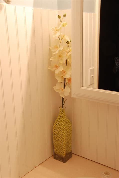 flower arrangements for bathrooms bathroom flower arrangement the creative mom