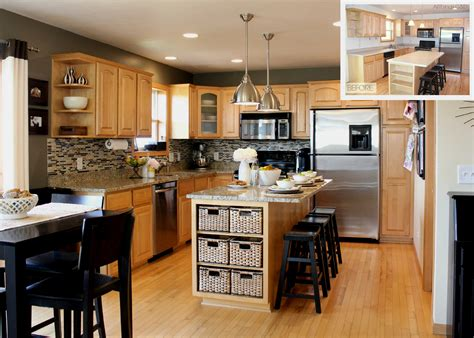 light kitchen wall colours paint colors with light oak cabinets kitchendecoratenet 9093 write