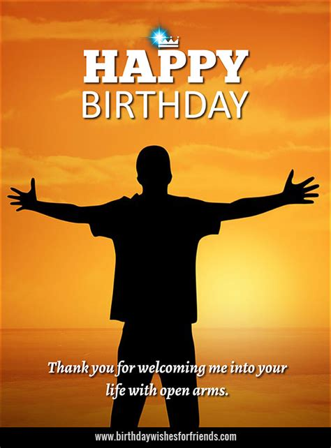 Happy Birthday Step Quotes For Him Archives Birthday Wishes For Friends Family