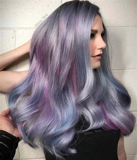 gray purple color gray purple hair www pixshark com images galleries