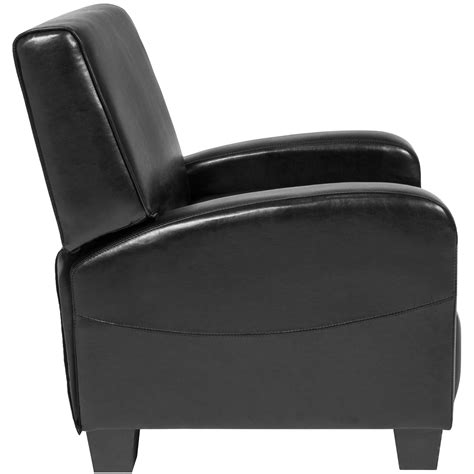 Recliner Chair Theater by Best Choice Products Padded Upholstery Leather Home