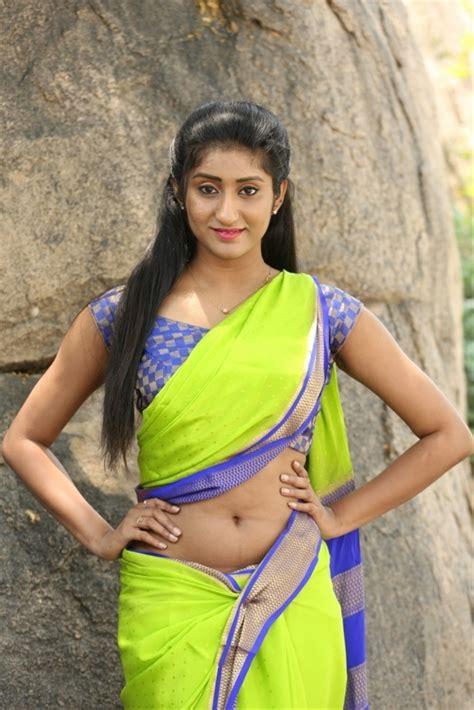 telugu actress yadav sravani yadav at silk india 2018 curtain raiser south
