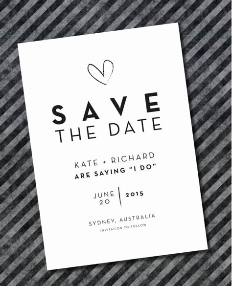 Save The Date Invitations by Invitation Printed Save The Date Invitations 2444117