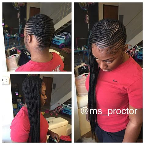 side braids step by step for kids side cornrows dmvhairstylist dmvkidshairstylist