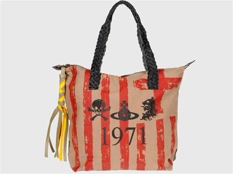 Handbags In The Biba Lives Vintage Range At Miss Selfridge by Vivienne Westwood Debuts Upcycled Bags For Ethical Fashion