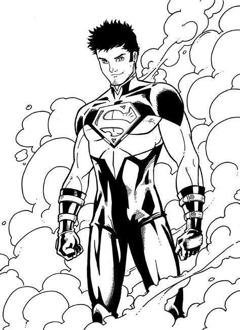 superboy returns by jamiefayx on deviantart