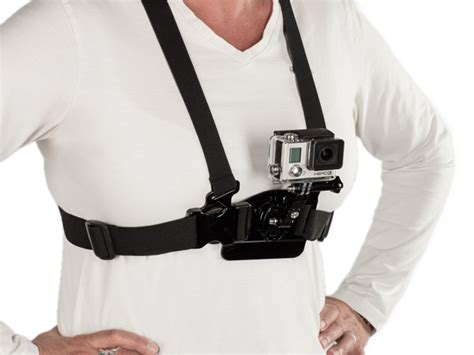 Chest Harness Mount For Gopro chest harness mount for gopro shill supports