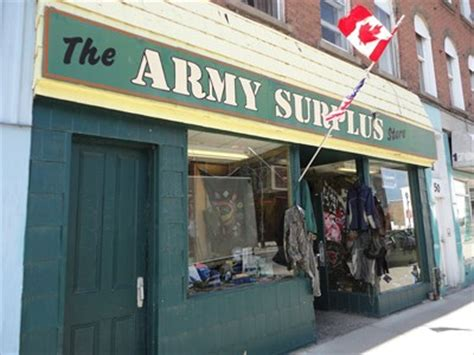 surplus new westminster canadian forces surplus store