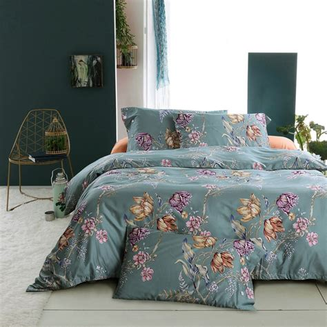 vintage floral bedding white and blue floral bedding and other beautiful print design