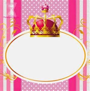 corona de reina mini kit para imprimir gratis cumple