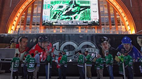 nhl centennial fan arena fan arena surprises youth hockey in dallas nhl com