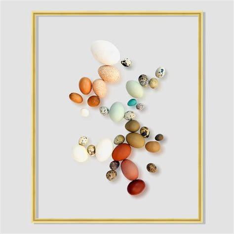 plastic wall decor still acrylic wall eggs west elm