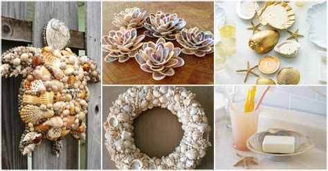 Diy Shell Decor by Beautiful Diy Shell Decor To Make This Summer Page 2 Of 2
