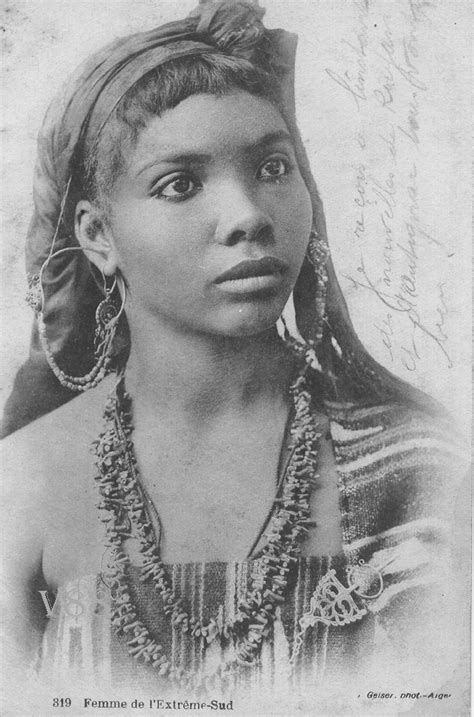 Jean Geiser en Algérie - Femmes