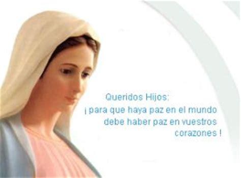 imagen virgen maria reina de la paz oraci 243 n de la virgen mar 237 a reina de la paz de medjugorje