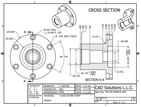 5 Drawing Conventions Relating To Dimensions by Autocad Design Mechanical Engineering