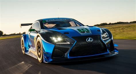 lexus racing team lexus rc f 3gt racing