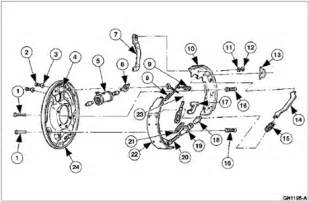 Brake System For Ford F150 Solved I Need A Schematic For The Rear Brakes On An F150