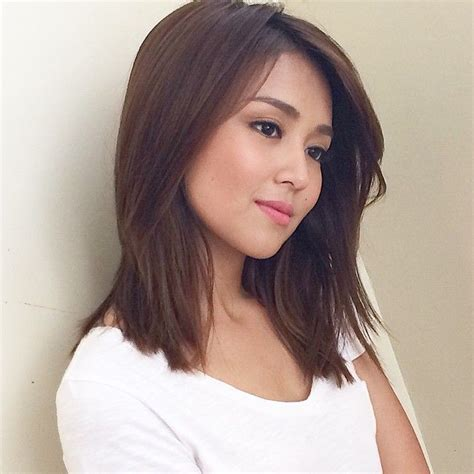 hair style of kathryn bernardo 18 best kathryn bernardo outfits images on pinterest