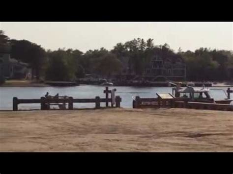 boat launch nj crowleys boat launch on the mullica river nj youtube