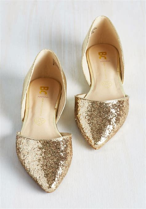 Gold Flat Shoes For Wedding by 25 Best Ideas About Metallic Gold On Metallic