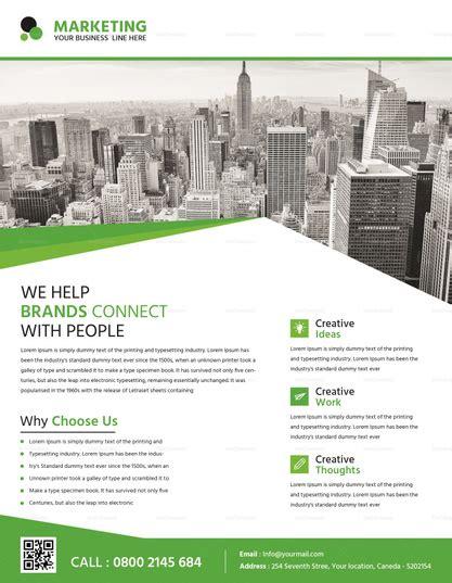 marketing flyers templates free 70 best free flyer psd templates 2017 designmaz