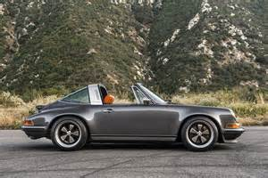 Porsche 911 Singer Porsche 911 Targa By Singer Vehicle Design Hiconsumption