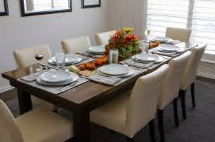 8 Seater Dining Table Design With Glass Top » Home Design 2017