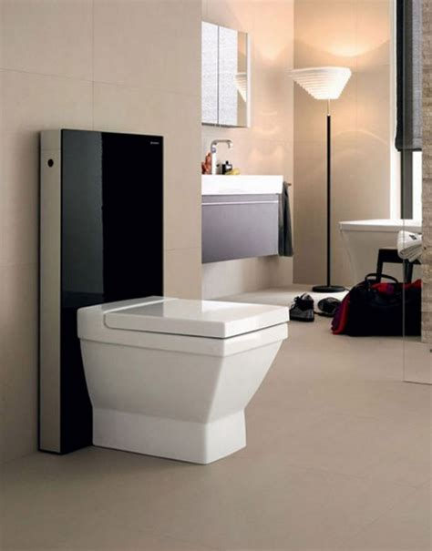 modern minimalist bathroom toilets modular design