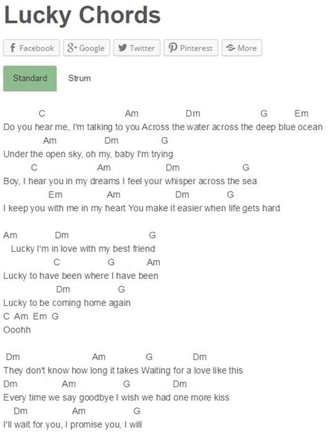taylor swift chords lucky one lucky chords colbie caillat jason mraz we sing we dance